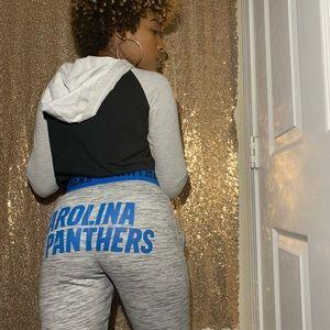 Other - Carolina panthers jumpsuit